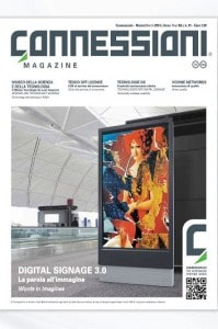 Rivista Professionale Audio Video Digital Signage EyeDream 3D Emmegi