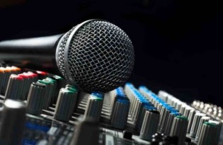 Audio and lighting systems for large and small venues
