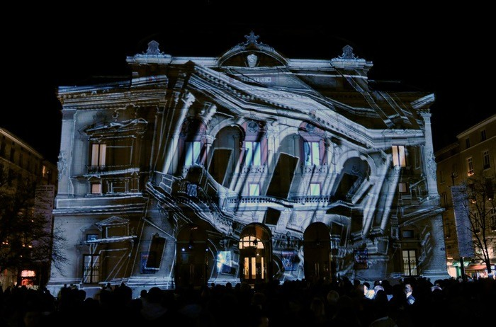 Videomapping / Video Mapping 3D